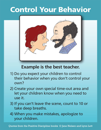 Control Your Behavior