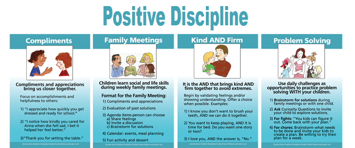 a childs need for discipline essay