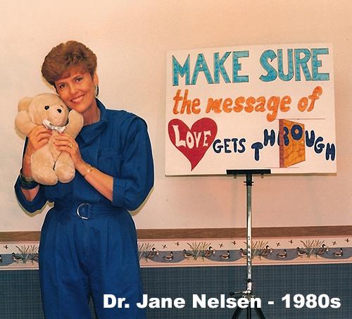 Jane Nelsen 1980s