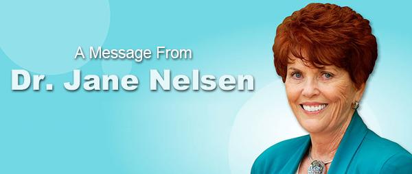 Dr. Jane Nelsen