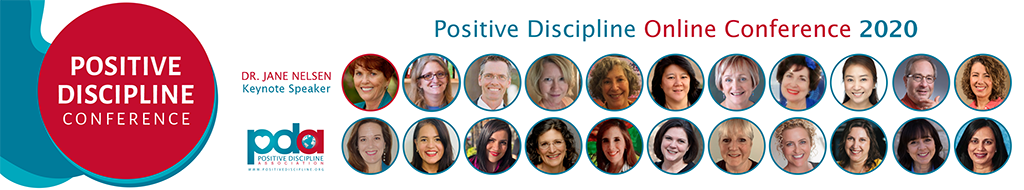 Positive Discipline Online Conference