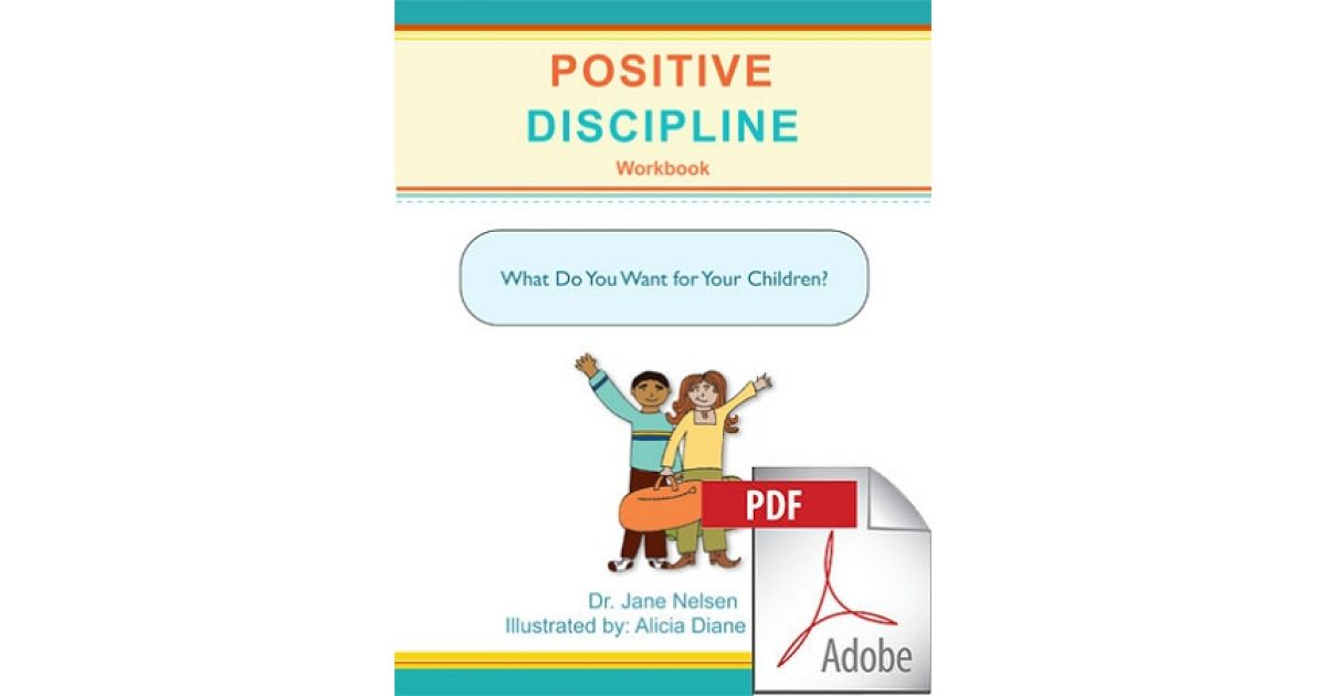 Positive Discipline Parents Workbook E-Book Download (PDF