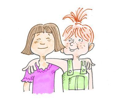 Helping Chidlren Choose Friends