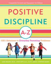 Positive Discipline Book