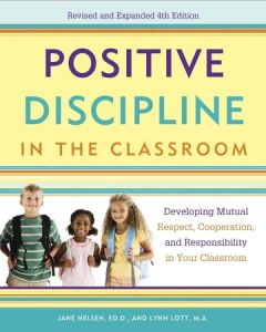 positive discipline in the classroom, classroom management