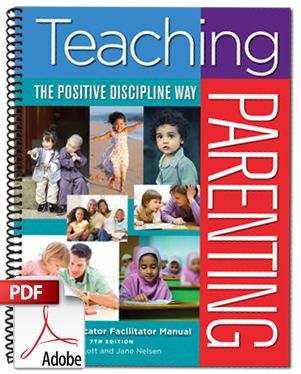Teaching Parenting E Book Manual Download Pdf File Positive