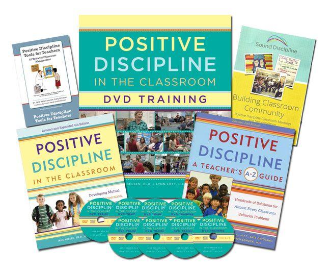 Positive Discipline In The Classroom Dvd Training Positive Discipline