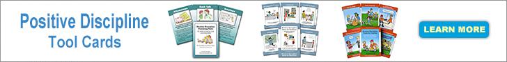 Positive Discipline Tool Cards