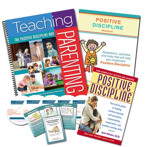 Positive Discipline | Dr  Jane Nelsen